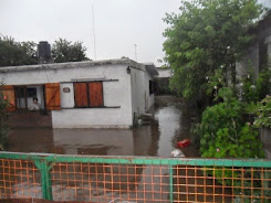 Recurrentes inundaciones en Embalse