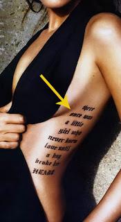 Больно ли делать татуировку? Ответ здесь! - больно ли делать тату на ребрах