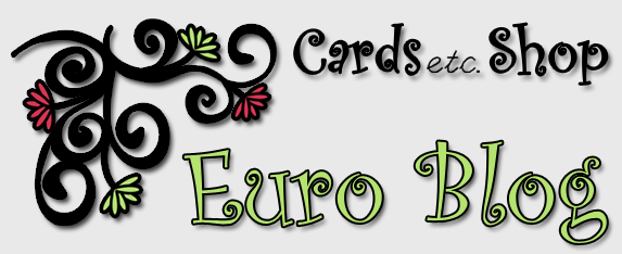 Cards etc. Euro Blog
