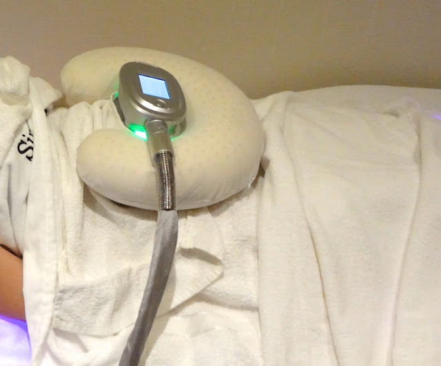 Simply Aesthetics Fat Freezing Treatment Review Capitol Piazza Singapore
