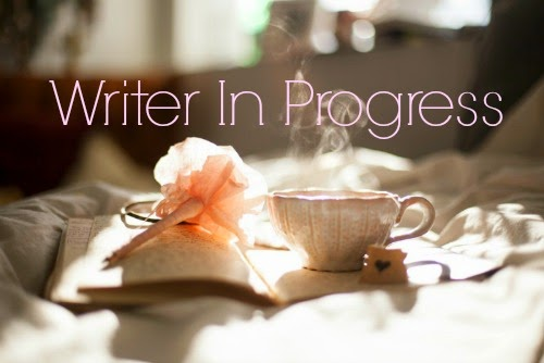 Writer In Progress
