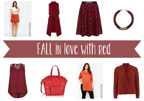 be real be plus plus size fashion blog deutsch und english fall in love with red herbst. Black Bedroom Furniture Sets. Home Design Ideas