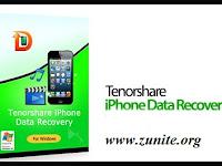 iOS Device အတြက္ေဆာင္းထားသင့္တဲ့ Tenorshare iPhone Data Recovery ေဆာ့၀ဲေကာင္း