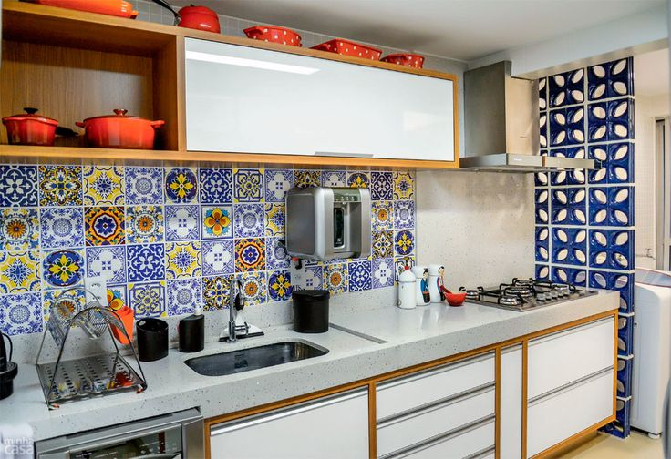 Cozinhas decoradas - Reciclar e Decorar - Blog de ...