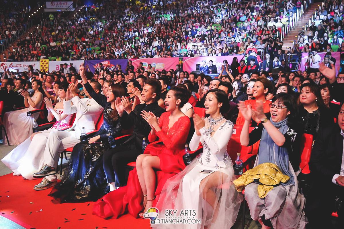 TVB Star Awards 2014  TVB馬來西亞星光薈萃頒獎典禮2014当晚星光灿烂~