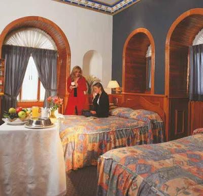Hoteles económicos en Cuenca Hotel Crespo