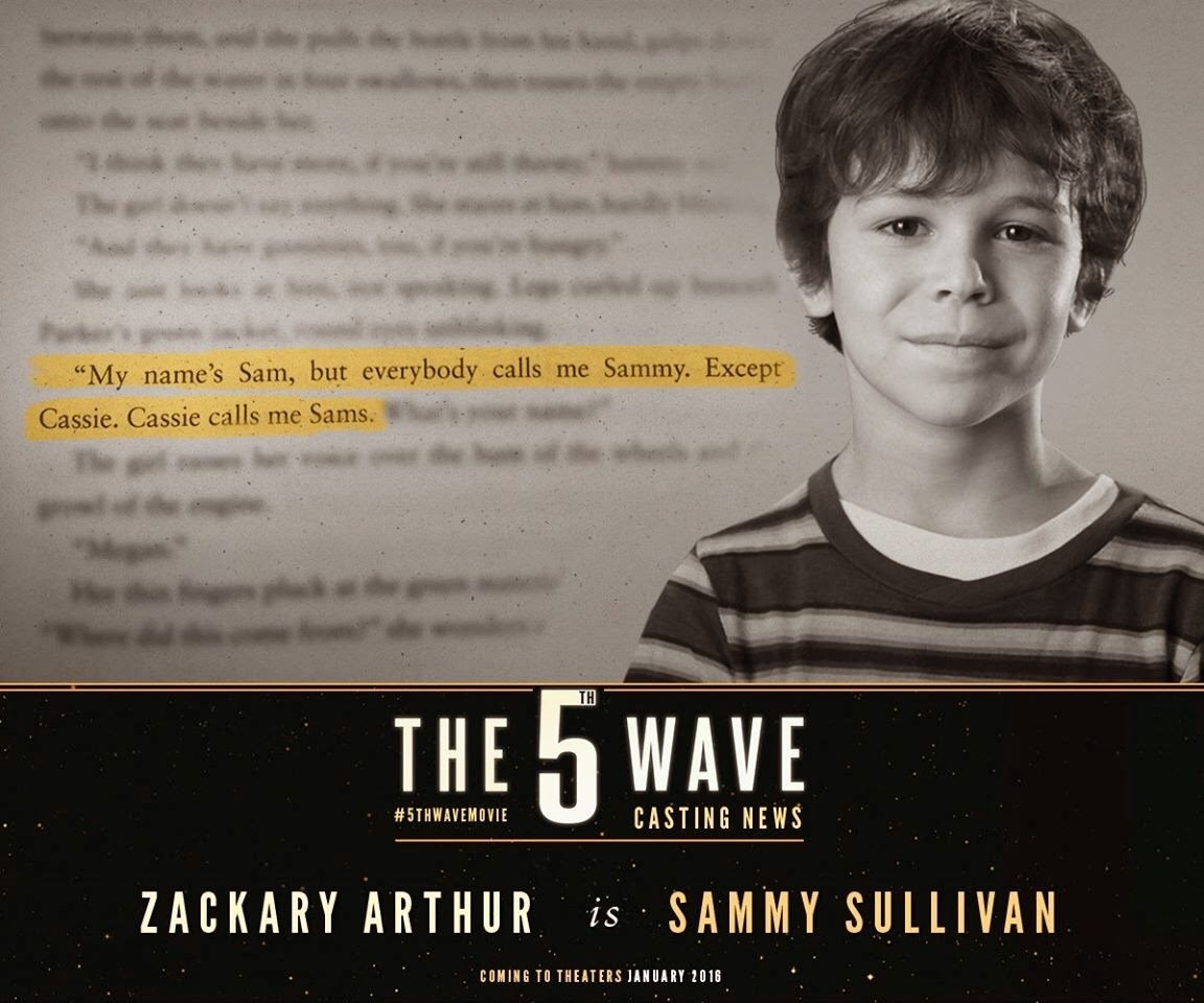 zackary arthur sammy 5th wave movie