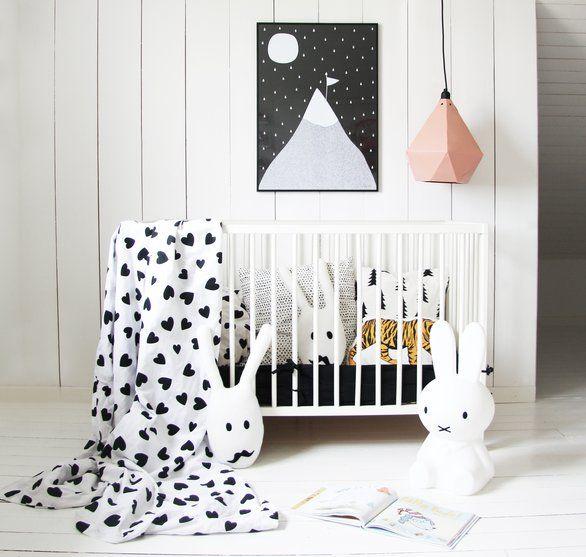 lampe lapin chambre enfant