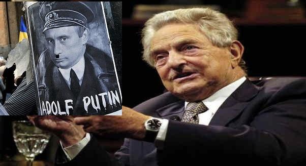 Απίστευτη δήλωση Σόρος: «Ο Πούτιν είναι ο κίνδυνος για την Ευρώπη όχι η ISIS»!