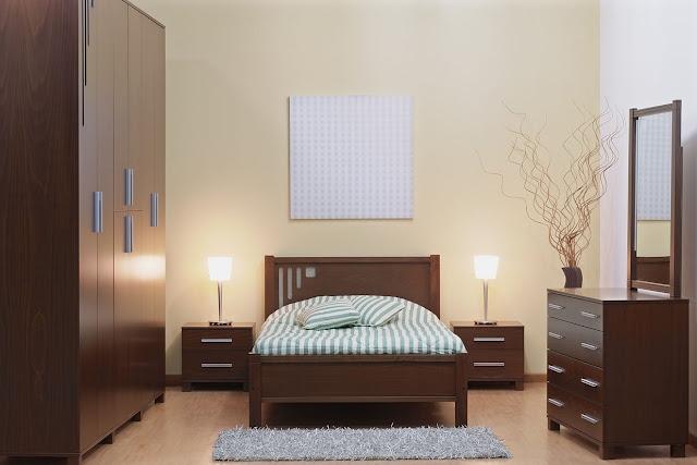 Wawa Syaida ::.: Hiasan Bilik Tidur Sempit ::: Idea dan Susun Atur