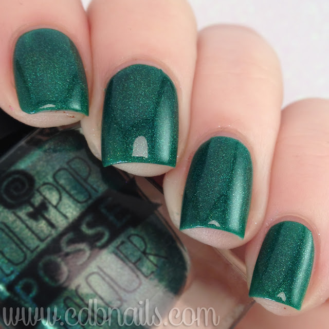 Lollipop Posse Lacquer-You Hit Like a Vegetarian