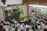 Gral Pico- Biblioteca Estrada- alumnos de 2º y 3º