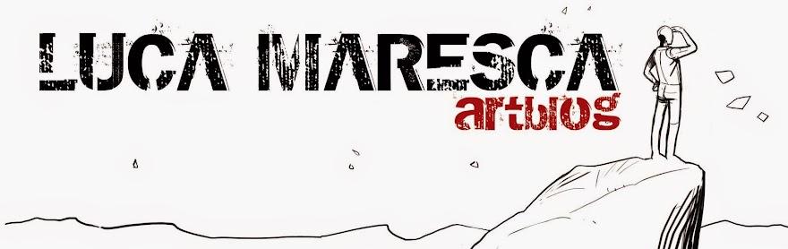 Luca Maresca the artblog