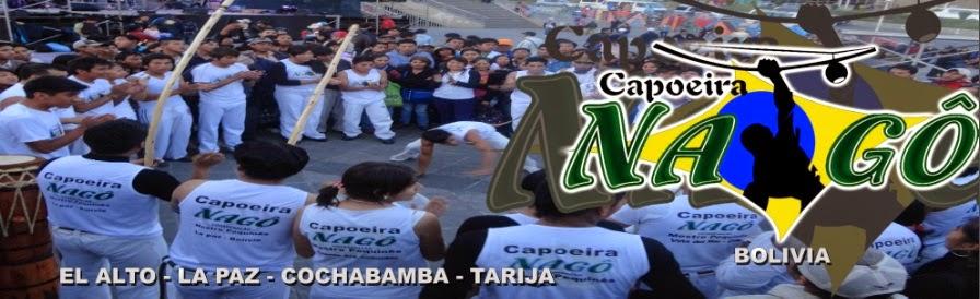 CAPOEIRA NAGÔ BOLIVIA