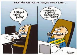 CHARGE - A VOLTA DOS QUE NÃO FORAM