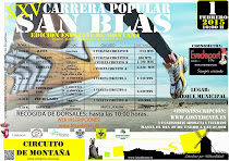 XXV Carrera Popular de San Blas de Los Yébenes