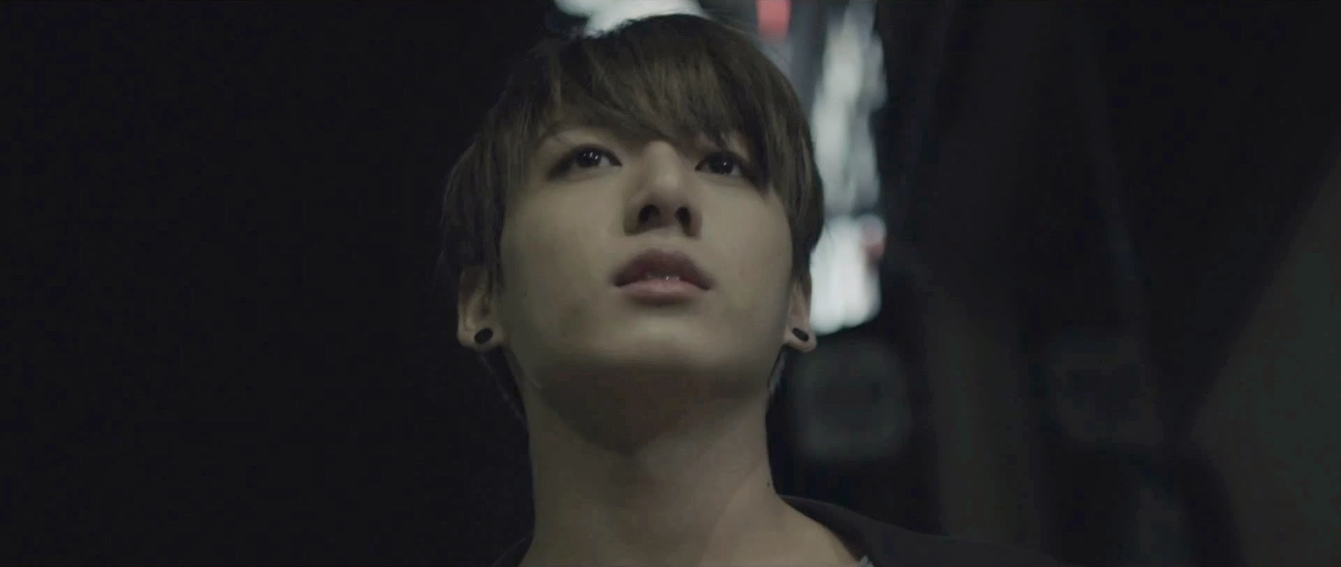 Bangtan's Jungkook in I Need You MV