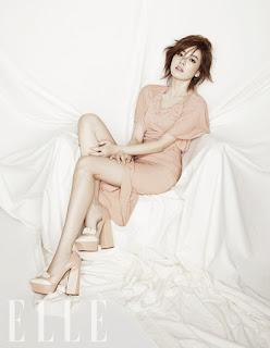 Han Hyo Joo 한효주 Elle Korea Pictures 2