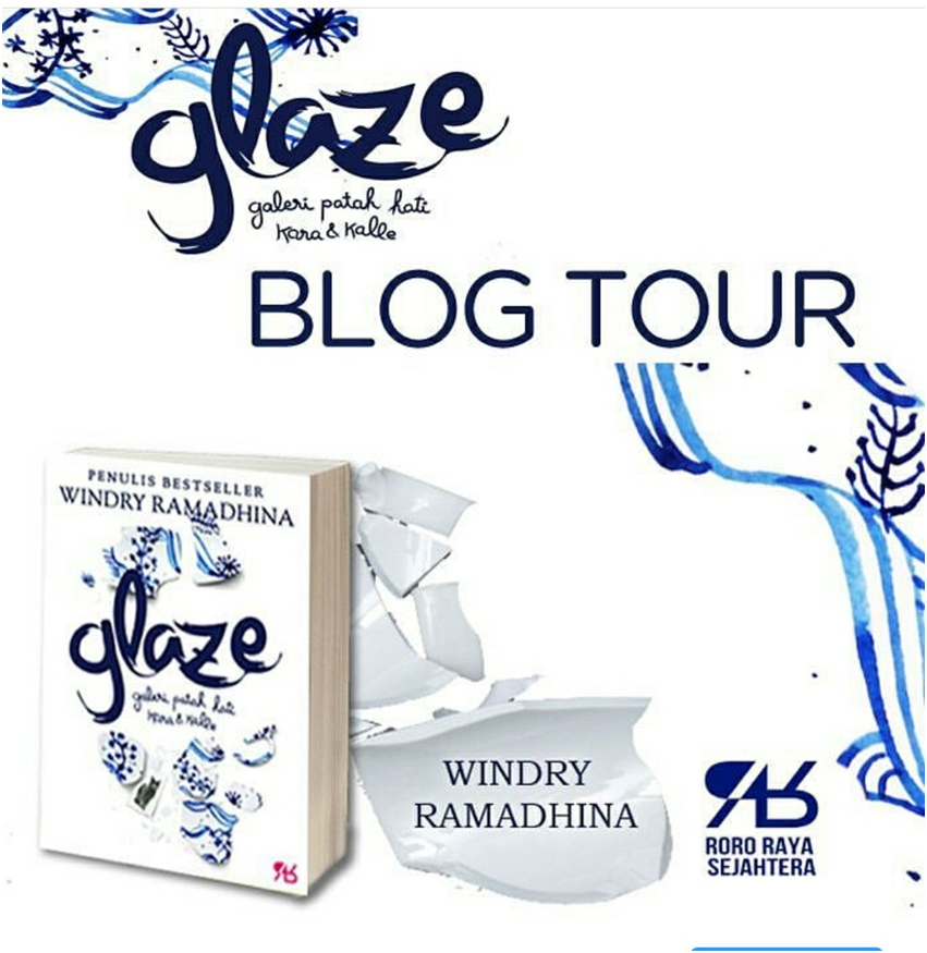 Blog Tour Glaze