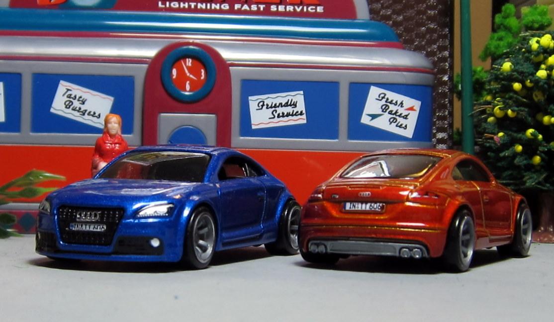 Mytoycars Hot Wheels Audi Tt