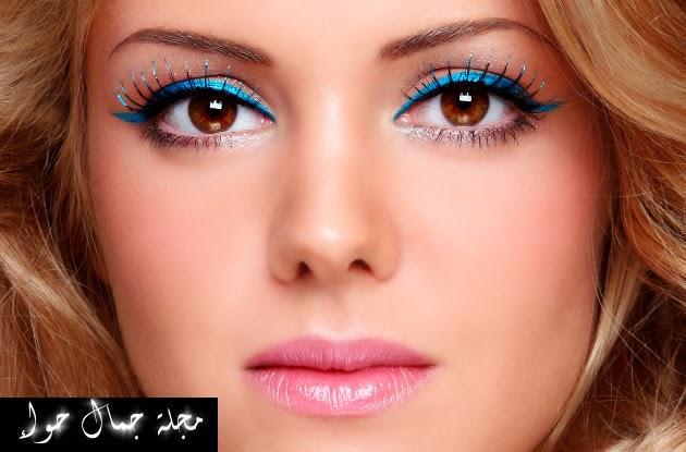 كيف تختارين لون كحل الآيلاينر حسب لون عينيك ؟