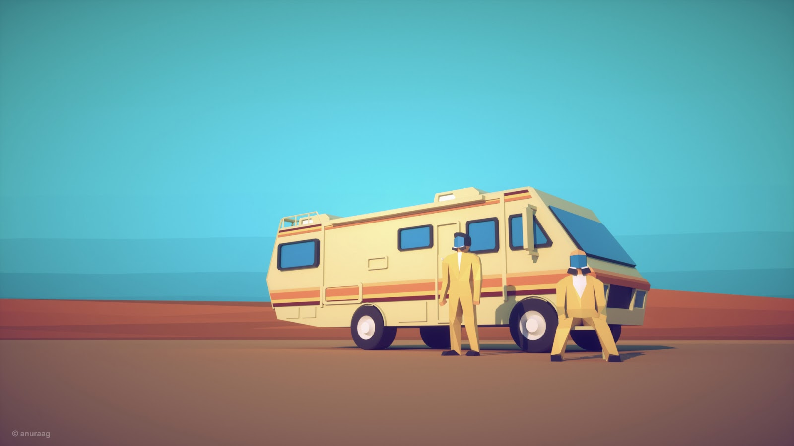 Breaking bad minimalist wallpapers the for Minimalist living movie
