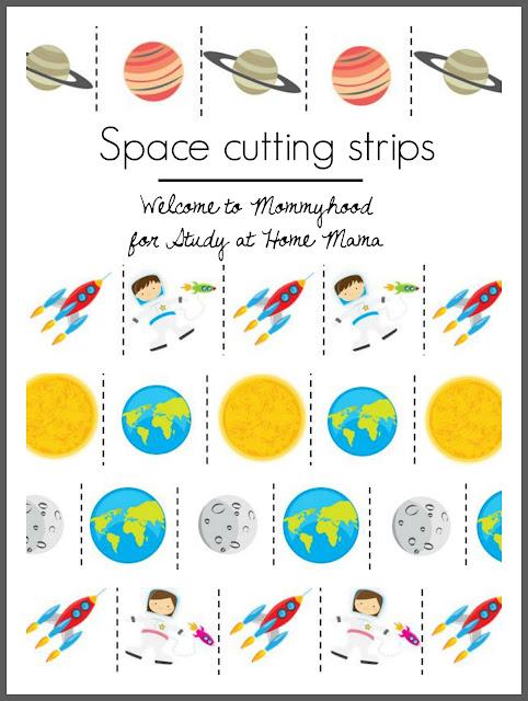 Free scissor practice printables pack - 3 levels of difficulty by Welcome to Mommyhood #montessori, #preschoolactivities, #homeschoolactivities