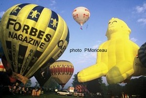 ballon , CLIQUER  sur  L &#39; IMAGE