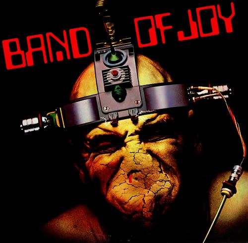 Album Artwork: Led Zeppelin, Robert Plant, Band Of Joy