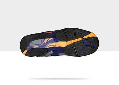 Air Jordan Retro 8 Kids'/Women's Shoe 305368-043