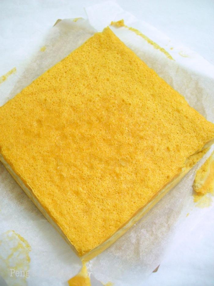 Steam Sweet Corn Cake Recipe