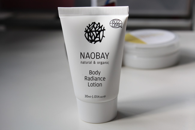 Noabay body radiance lotion