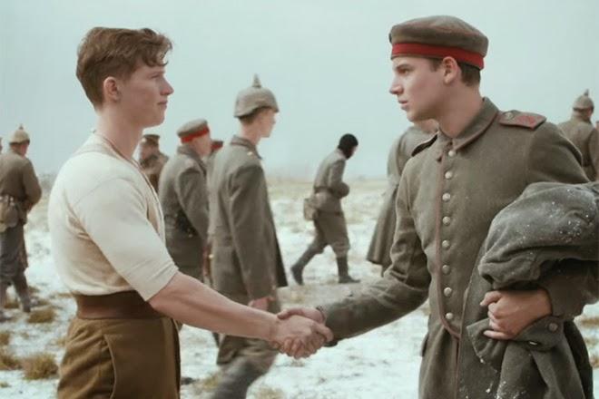 Sainsbury's Christmas WW1 advert