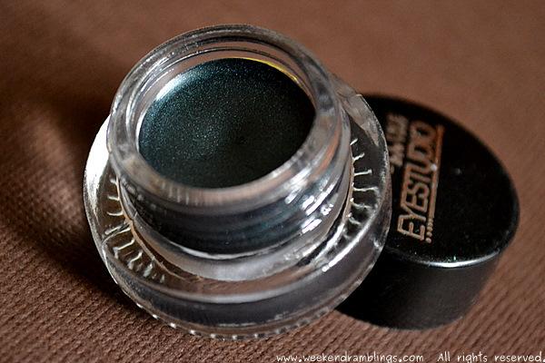Maybelline Lasting Drama Eyestudio Gel Eyeliner - Forest