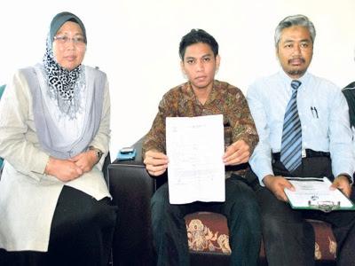 PRU13: SPR benarkan Mohd Fadhli Khaharruddin mengundi dua kali