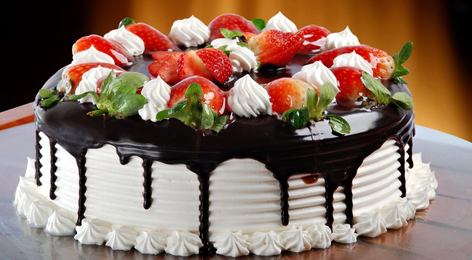 Happy Birthday Cakes Gif Images