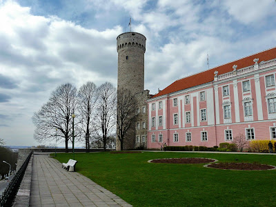 (Estonia) - Tallinn City - Tall Hermann tower