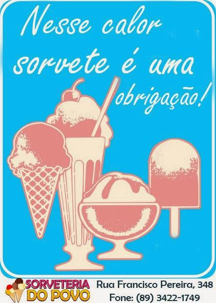 Sorveteria do Povo!
