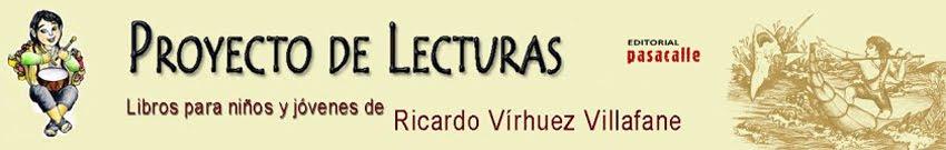 Proyecto de Lecturas 2012