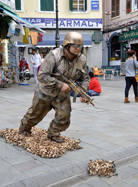 Gibraltar Main Street mimy