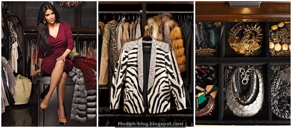 Khloe closet