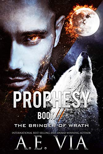 Prophesy Book II from best selling Author AE Via on sale now!