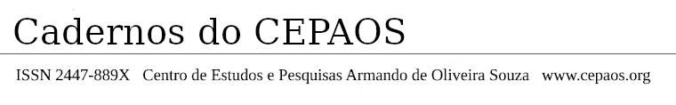 Cadernos do CEPAOS