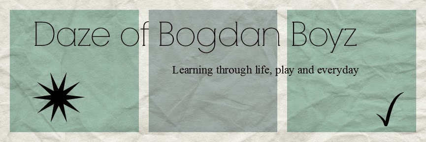 Daze of Bogdan