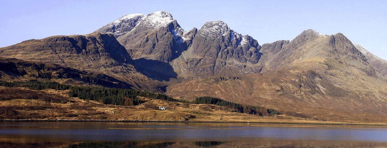 Isle Of Skye United Kingdom  City new picture : ... panorama island mountains isle of skye scotland united kingdom
