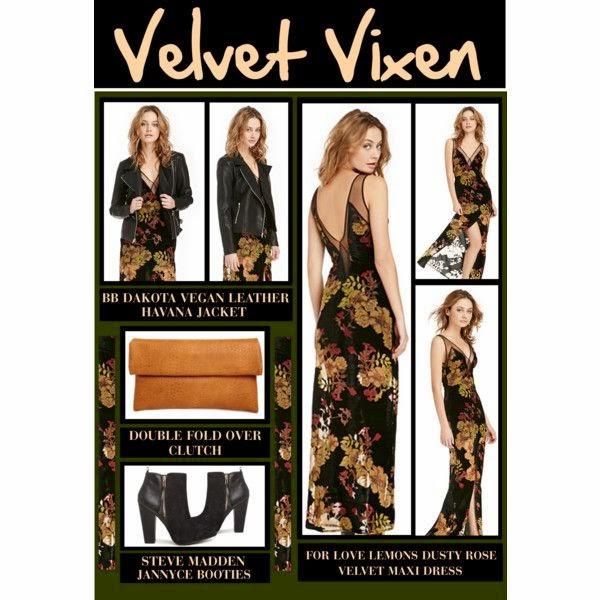 Velvet Vixen  toyastales.blogspot.com