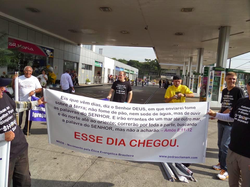 Marcha em São Paulo  06/14