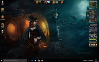 Download Windows 10 Halloween x64 Special Edition 2015