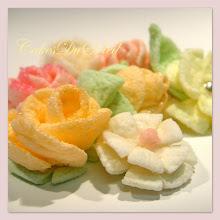 Marshmallow  Fairy Flowers