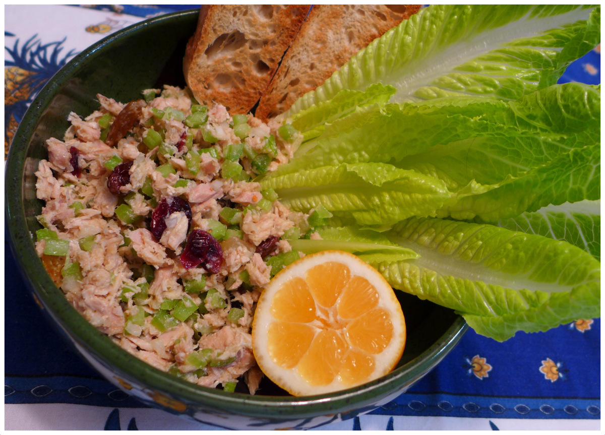 Tuna Fish Salad With A Twist | Prêt-à-Vivre [Ready to ... Waltz]